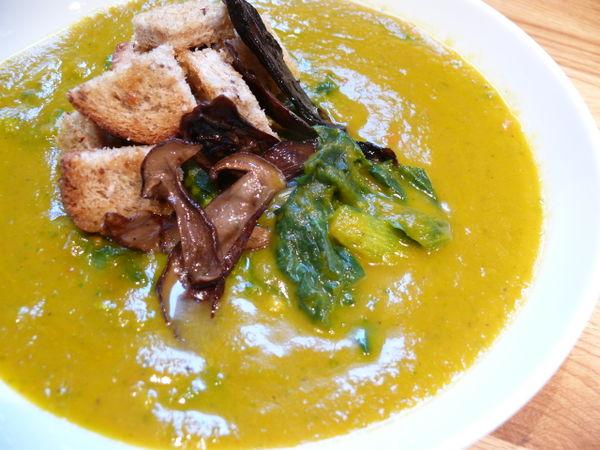 escarole soup - LeSauce : LeSauce