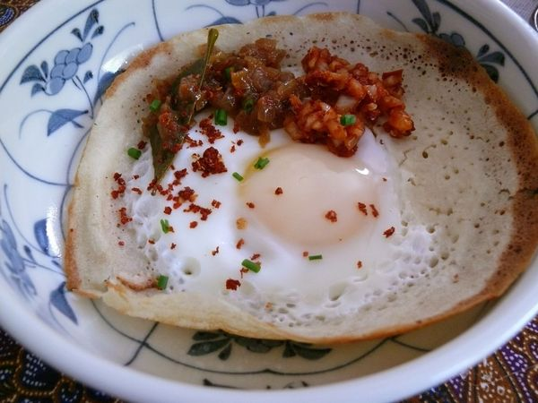 hoppers & egg hopppers | LeSauce