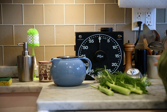 the great gadget: a kitchen timer
