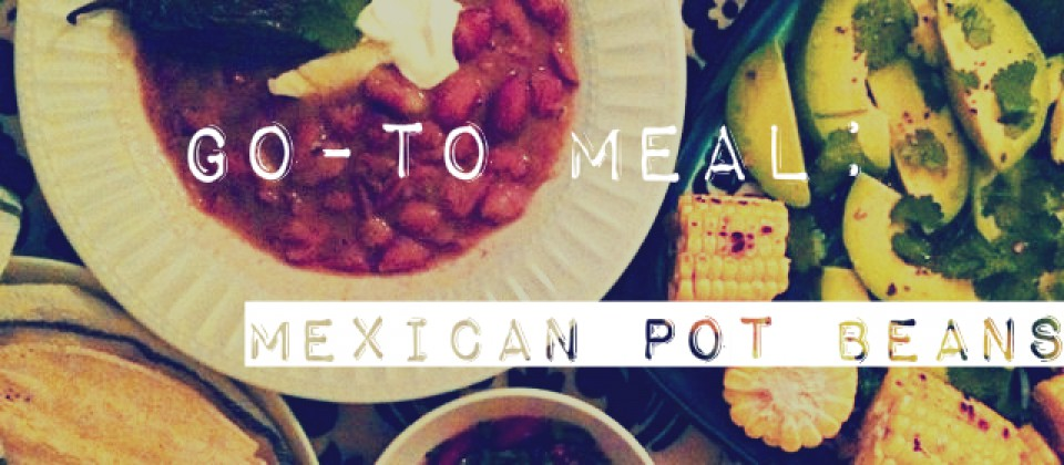 go to: mexican pot beans LS
